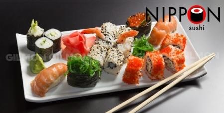 """Сертификат номиналом 1999 руб. на набор """"50 оттенков вкусного"""" от ресторана доставки Nippon Sushi"""