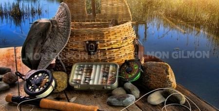 """Захватывающая рыбалка в центре """"Рыбацкая застава"""" в ЦПКиО им. Гагарина. Испытайте настоящий азарт!"""