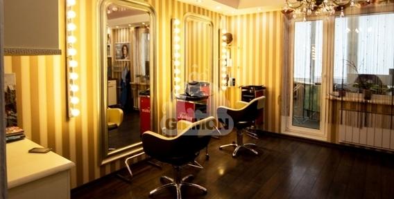 Стрижка, ламинирование, полировка волос, мелирование, окрашивание и укладка в студии красоты Salon. Искусство преображения!