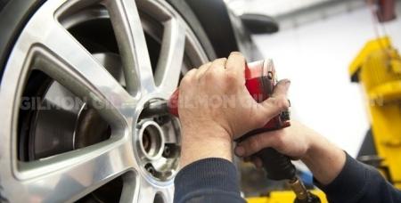Услуги шиномонтажа от компании Autokings. Летняя обувь для вашей машины!