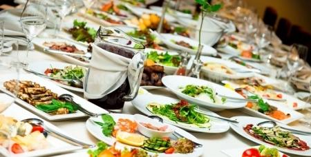 Банкет с выбором любых блюд согласно меню для компании до 70 персон в кафе Welcome. Океан вкуса и море выбора!